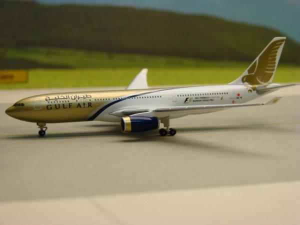 Airbus A330-200 Gulf Air