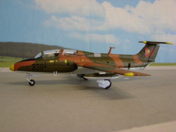 Aero L-29 Delfin NVA/LSK (East German Air Force)