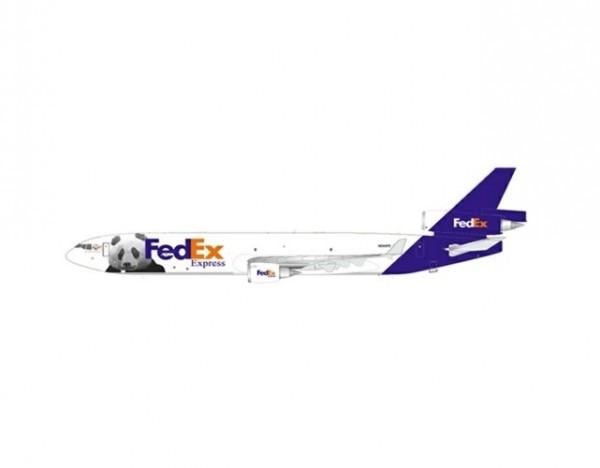 McDonnell Douglas MD-11F FedEx Federal Express