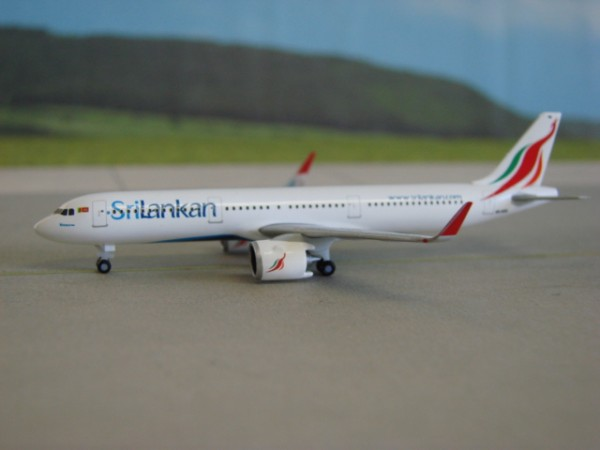 Airbus A321neo Sri Lankan Airlines
