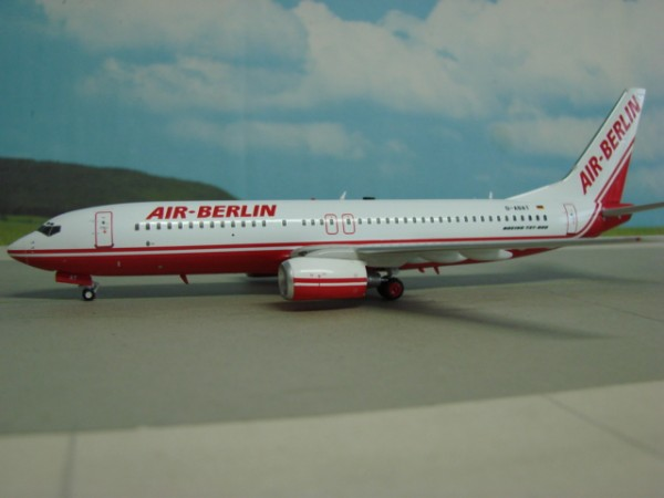 Boeing 737-800 Air Berlin