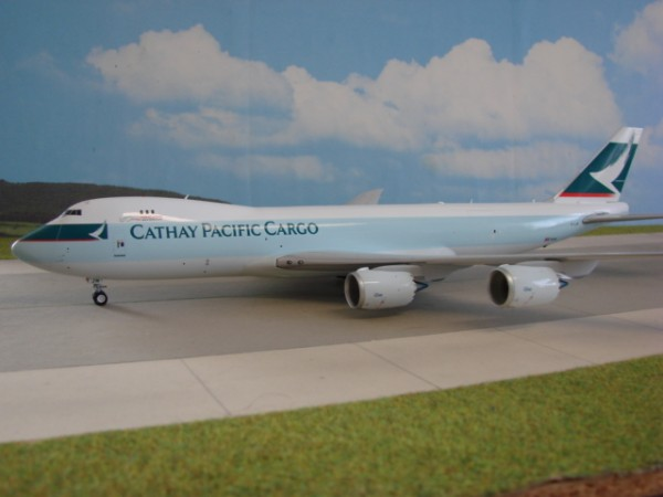 Boeing 747-8F Cathay Pacific Cargo
