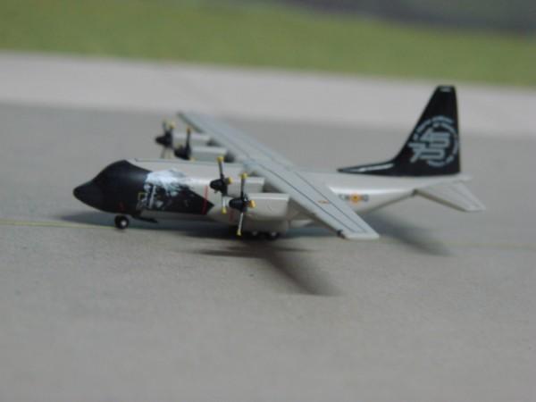 Lockheed C-130H Hercules Belgian Air Force