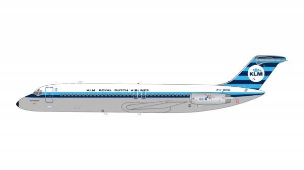 McDonnell-Douglas DC-9-30 KLM Royal Dutch Airlines
