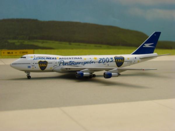 Boeing 747-200 Aerolineas Argentinas