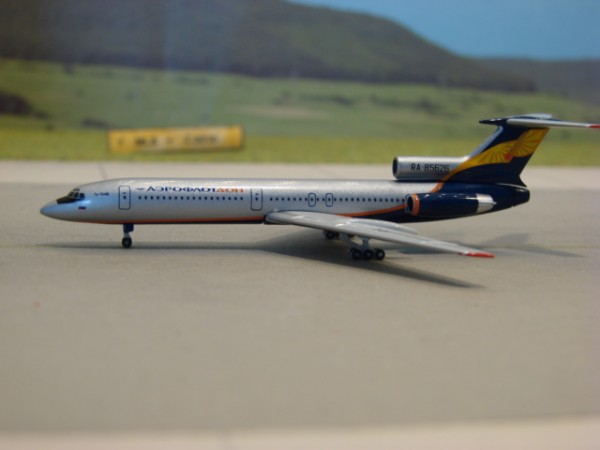 Tupolev TU-154M Aeroflot Don