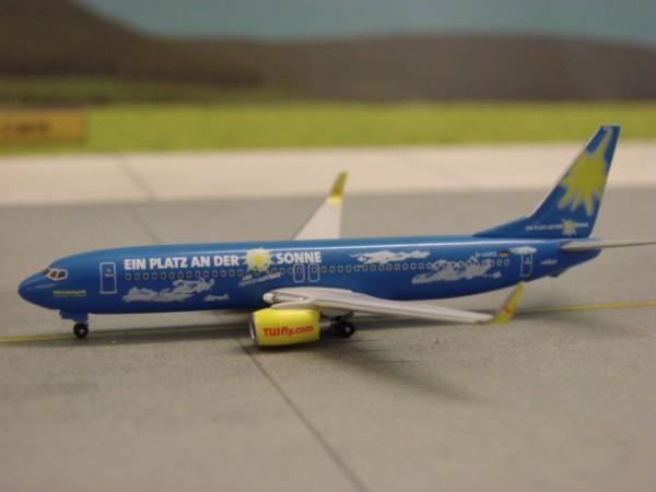 Boeing 737-800WL TUIfly