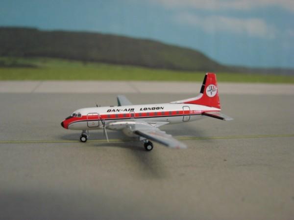 Hawker-Siddeley HS-748 DAN AIR London