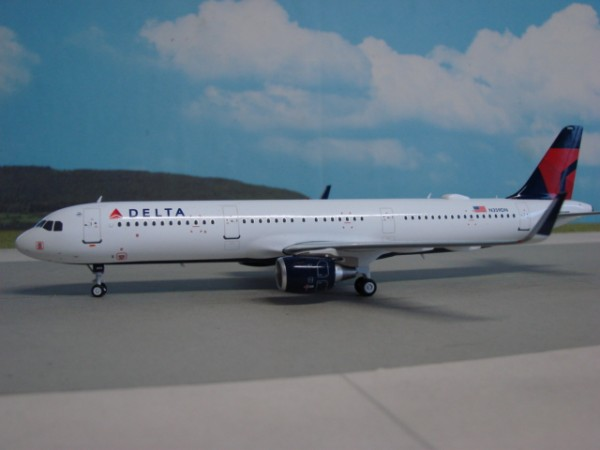 Airbus A321neo Delta Air Lines