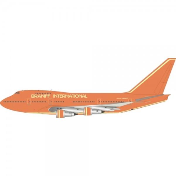 Boeing 747SP Braniff International Airways