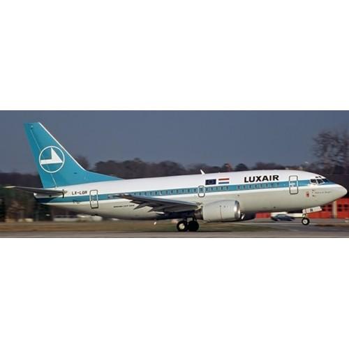 Boeing 737-500 Luxair