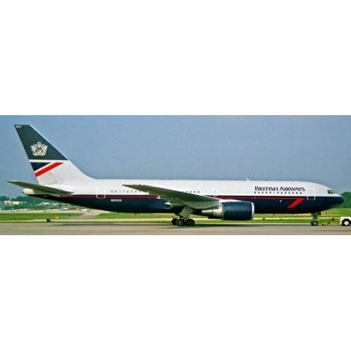 Boeing 767-200ER British Airways