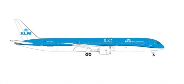 Boeing 787-10 KLM Royal Dutch Airlines