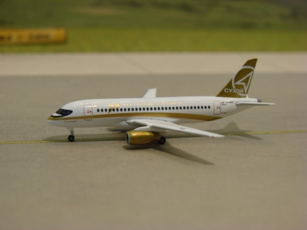 Sukhoi Superjet 100 Center South Airlines