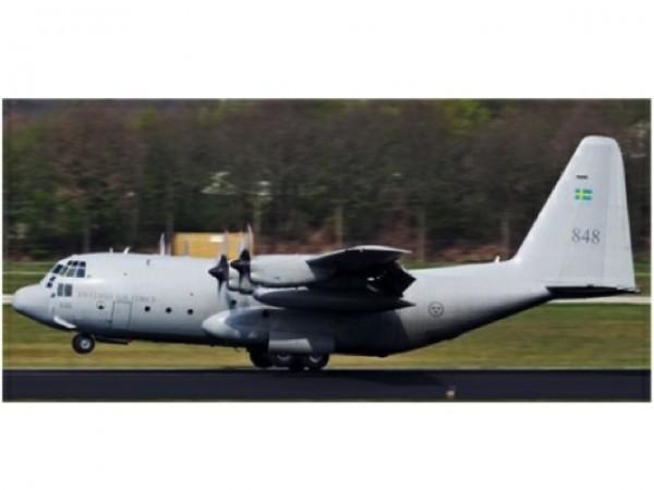 Lockheed C-130 Hercules Sweden Air Force