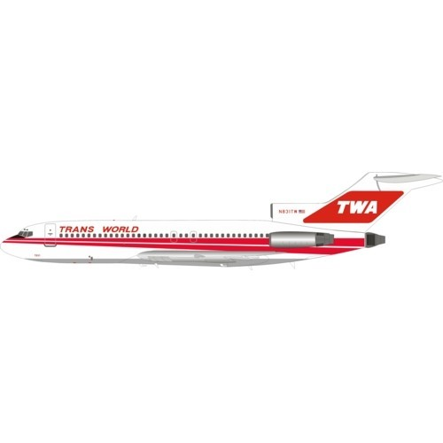 Boeing 727-31 TWA Trans World Airlines