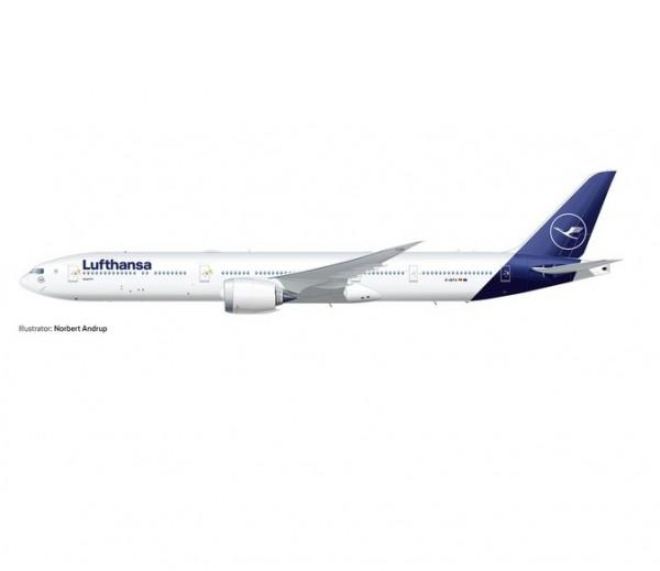 Boeing 777-9 Lufthansa