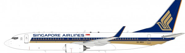 Boeing 737-800 Singapore Airlines