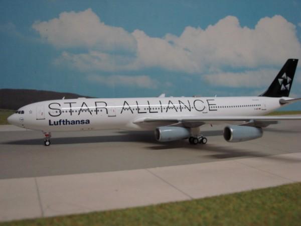 Airbus A340-300 Lufthansa