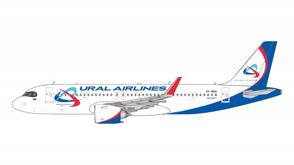 Airbus A320neo Ural Airlines