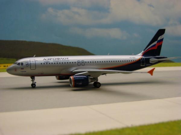 Airbus A320-200 Aeroflot
