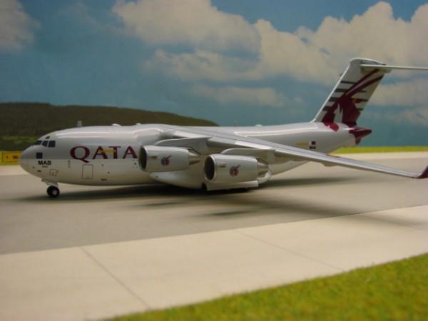 Boeing C-17 Globemaster III Qatar Emiri Air Force