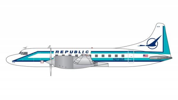 Convair CV-580 Republic