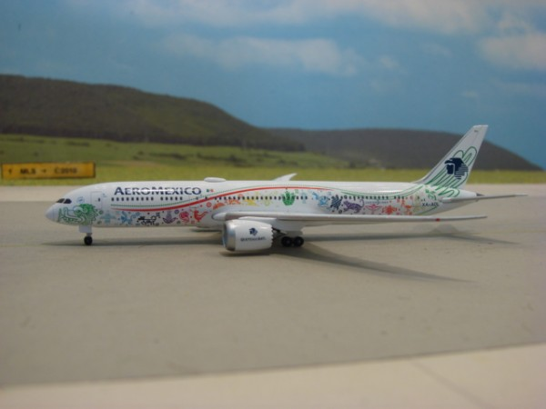 Boeing 787-9 Aeromexico