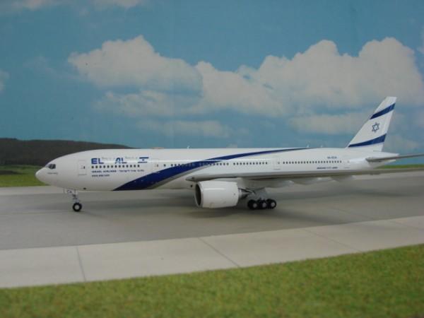 Boeing 777-200ER EL AL Israel Airlines