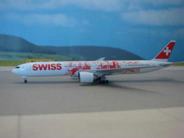 Boeing 777-300ER Swiss International Ailrines