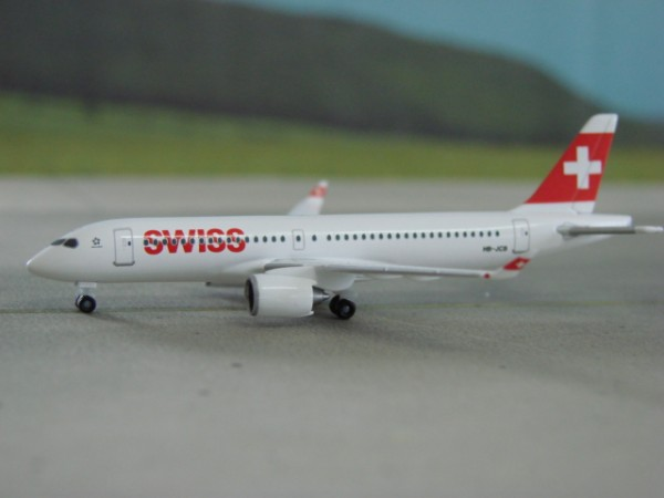 Airbus A220-300 Swiss International Air Lines