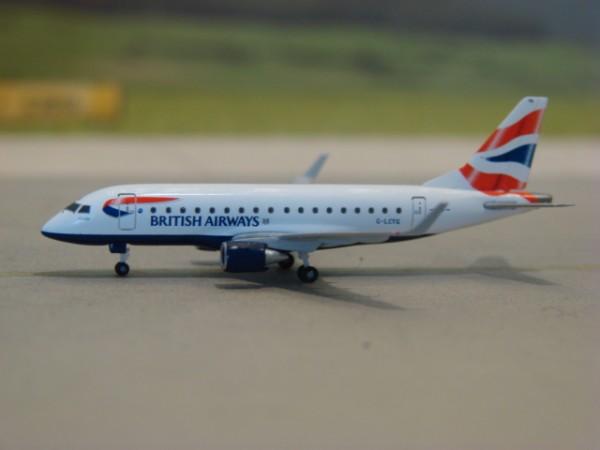 Embraer 170 British Airways