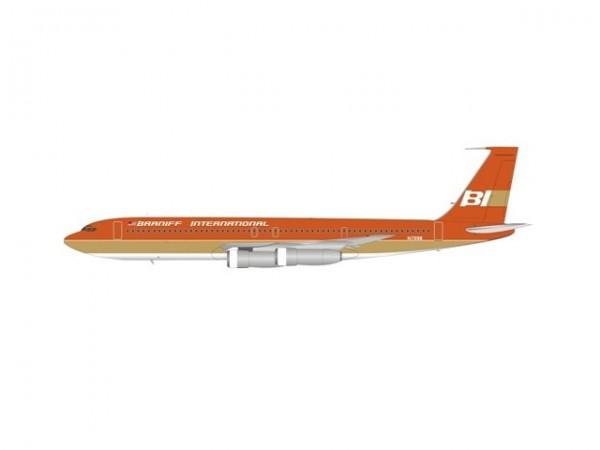 Boeing 707-300 Braniff International Airways