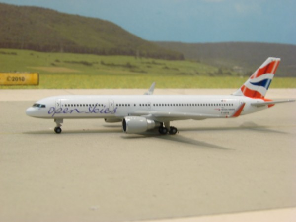 Boeing 757-200 British Airways Open Skies