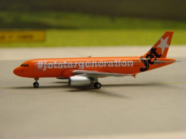 Airbus A320-200 Jetstar Airways