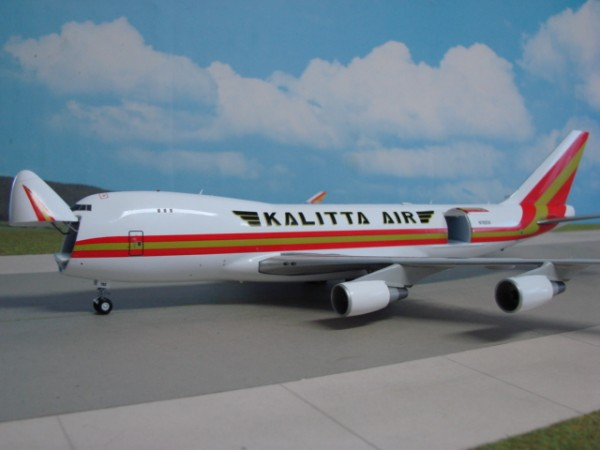 Boeing 747-400 Kalitta Airways