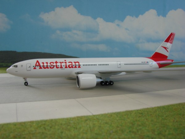 Boeing 777-200ER Austrian Airlines