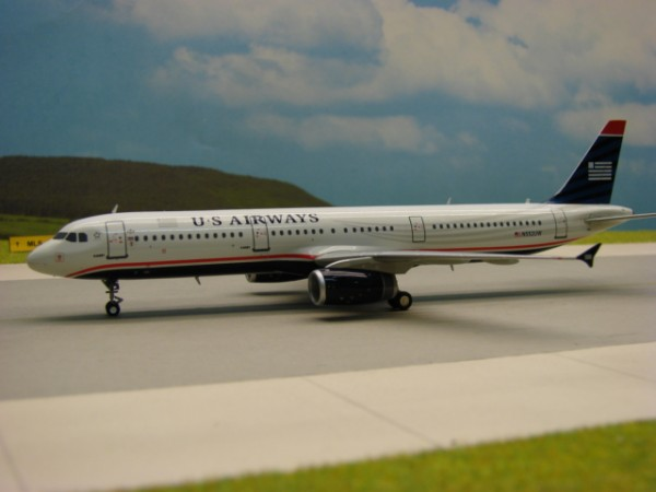 Airbus A321 US Airways