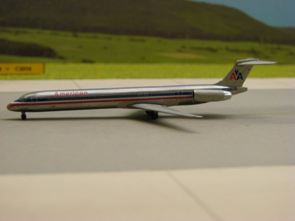 McDonnell-Douglas MD-80 Amrican Airlines