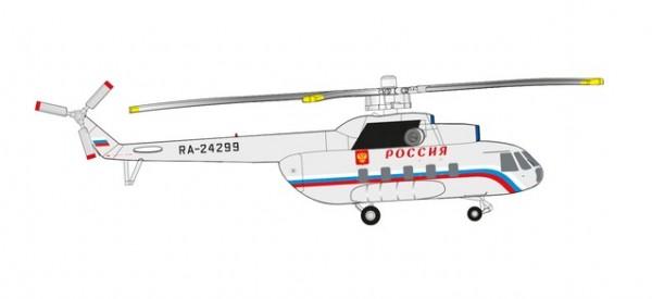 Mil Mi-8P Rossiya Special Flight Unit