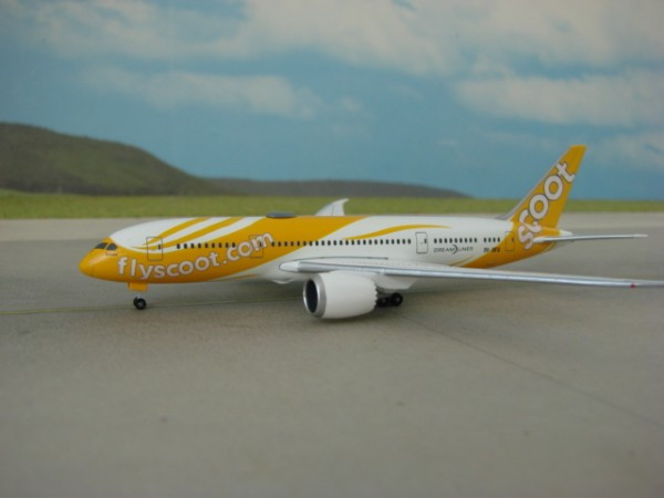 Boeing 787-8 Scoot
