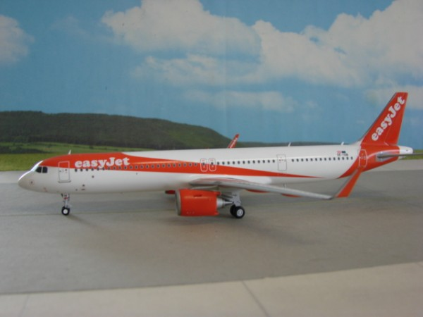 Airbus A321neo EasyJet