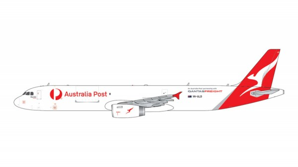 Airbus A321P2F Qantas Freight