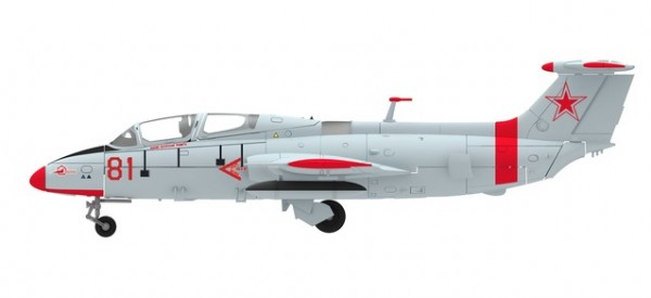 Aero L-29 Delfin Soviet Air Force
