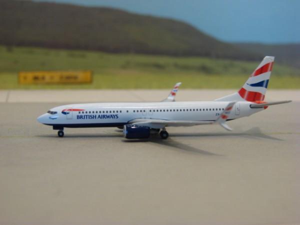 Boeing 737-800 British Airways (Comair)