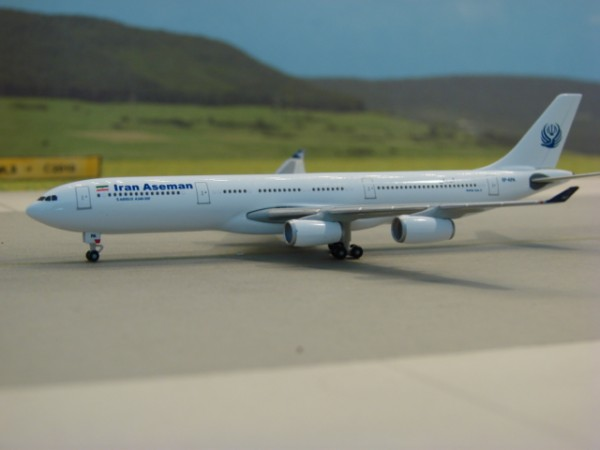 Airbus A340-300 Iran Aseman Airlines