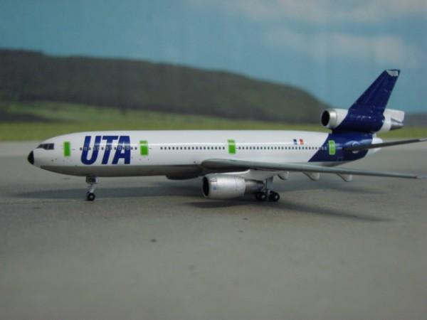 McDonnell Douglas DC-10-30 UTA - Union des Transports Aériens