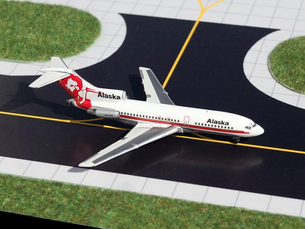 Boeing 727-100 Alaska Airlines