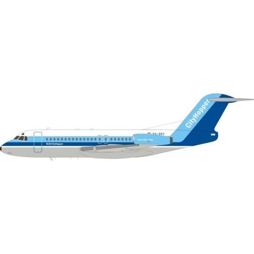 Fokker F-28-4000 NLM Cityhopper