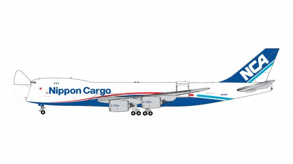 Boeing 747-8F NCA Nippon Cargo Airlines